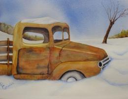 Winter's Truck