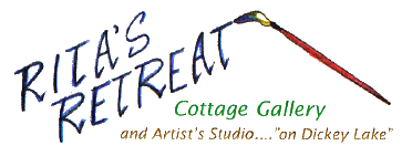 Rita's Retreat Cottage Gallery and Artist's Studio
